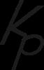 KP - Kiss Péter - kpeterweb.com logo