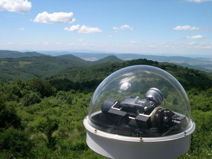 Piszkés-tetői webkamera