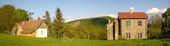 Ágasvár Tourist Hut - The house