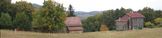 Ágasvár Tourist Hut - Camping