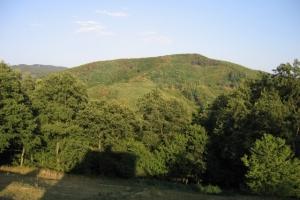 Kilátás a Som-hegyre
